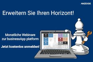 Webinare zur businessApp platform